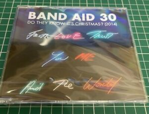Band Aid 30 Do They Know Its Christmas 2014 CD New and Sealed