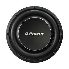 "Qpower QPF10DFLAT Deluxe 10"" Flat Subwoofer"