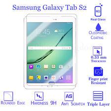 Vidrio Templado Protector De Pantalla Para Samsung Galaxy Tab S2 9,7 sm-t810 Tablet