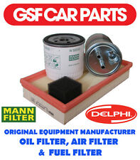 Service Kit Oil Air & Fuel Filters Replacement Ford Focus 1.8 Turbo Di Tddi