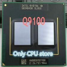 Quad Core Q9100 SLB5G 2.26G 12M PGA Original Official Version Q9000 Q9200 QX9300