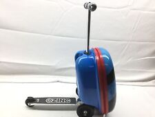 """ZincFlyte Kid's Luggage Scooter 18"""" - Pacific Blue"""