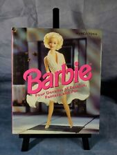 Barbie Four Decades Of Fashion, Fantasy, And Fun By Marco Tosa Hardcover 1997