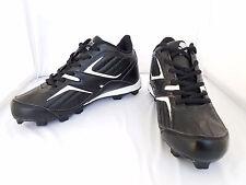 Starter Men's Black & White Soccer Cleats Size 7