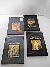 Lot of 4 Centennial Coll. DVDs / Sunset Blvd, Roman Holiday, Sabrina, Funny Face
