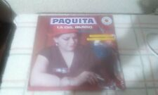 LP VINYL PAQUITA LA DEL BARRIO.- Y SUS BOLEROS ROMANTICOS VICENTE FERNANDEZ