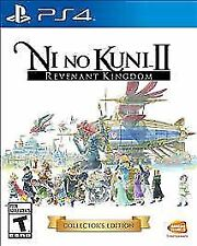 Ni no Kuni II: Revenant Kingdom -- Collector's Edition (Sony PlayStation 4, 2018)
