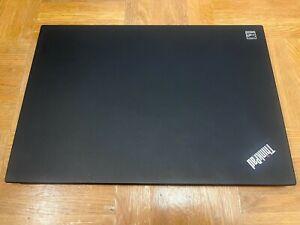 Lenovo Thinkpad T570 i7-7600U 16GB RAM 256GB NVMe SSD 1920x1080 FHD Warranty