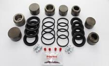 for MITSUBISHI EVO 7 8 9 FRONT L & R Brake Caliper Repair Kit +Pistons (BRKP296)