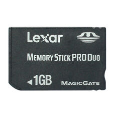 Lexar 1GB MS MEMORY STICK PRO DUO for SONY PSP or Old camera