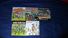 Stephan Pastis Lot of 5 Comic Books: The Sopratos  When pigs fly Macho Animals