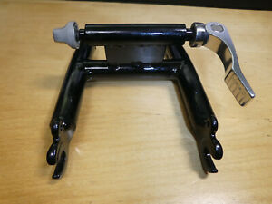 Bike Friday tikit/ Brompton 74mm fork adapter for bike Roof racks (100mmO.L.D.)