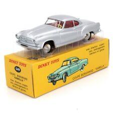 Atlas Dinky Toys-Atlas Dinky Toys, 549, Borgward coupé Isabella, gris