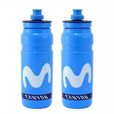 ELITE Fly Team MOVISTAR Water Bottle , 750ml