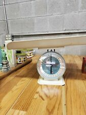 Vintage Toddletime Infant Toddler Nursery Baby Animals Scale Jcpenney 30 Lb