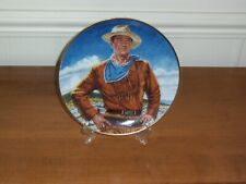 John Wayne The Duke Limited Edition Fine Porcelain Collector Plate