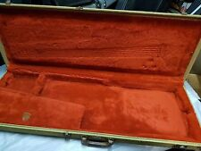1982 FENDER STRATOCASTER AVRI 57 / 62 REISSUE CASE -- made in USA