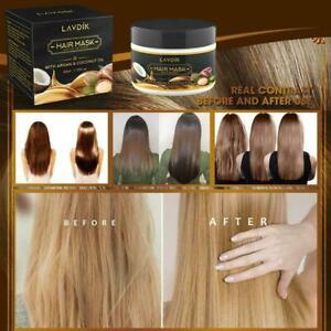 For LAVDIK Nourishing Hair Mask Conditioner Defining Treatment P7J3