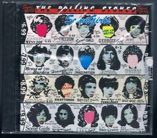 THE ROLLING STONES ALGUNOS NIÑAS CD ITALIA F.C. SELLADAS