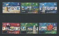 GUERNSEY 2004 EUROPA - HOLIDAYS UNMOUNTED MINT, MNH