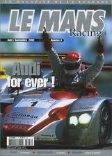 LE MANS RACING n°9 09/2002 24h du MANS