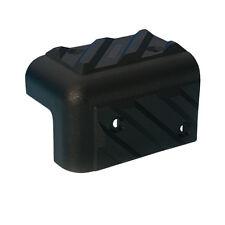 8x Angolo in Plastica per Diffusori Casse Box angolare paraspigolo cabinet
