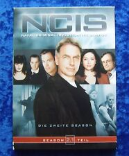 NCIS Season 2.1, Episoden 1 - 12, DVD Box Staffel