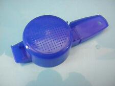 Tupperware Mini STRAINER Colander SIFTER ~Gadget~ BLUE~Tea Leaves~Powdered Sugar