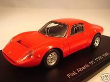 FIAT ABARTH OT 1300 1965 - SPARK 1/43