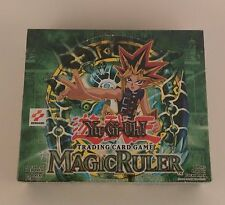 1st Edition Yugioh Magic Ruler Booster Box 24ct - Factory Sealed Box