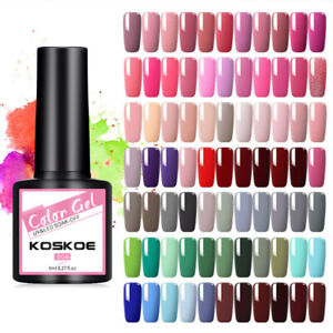 8ml MAD DOLL Nail Art Vernis à Ongles Semi-permanent Soak Off UV Gel Polish
