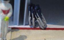 Slot Track Scenics Klappstühle zusammen 1:32 unbemalt Autorennbahn ACC11 Spur1