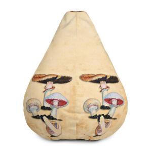 Mushroom Love Bean Bag Chair Cover