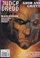 JUDGE DREDD	The Megazine	no.	79	May	12	1995
