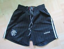 GLASGOW RANGERS away shorts ADIDAS 1995-96 RETRO Scottish The Gers adult SIZE S