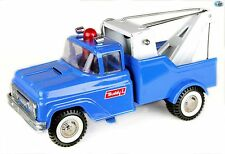 Awesome Vintage Restored 1960 'Buddy L Police Wrecker' Tow Truck