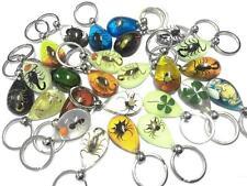 50 pcs fashion keychain scorpion king cool Pressed colorful jewelry