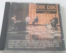 DIK DIK RACCOLTA DI SUCCESSI VOL.2 CD ALBUM OTTIMO SPED GRATIS SU + ACQUISTI!!!