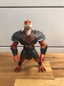 Rare Disney Toy Story Land That Time Forgot Reptillus Maximus Red Lizard Figure