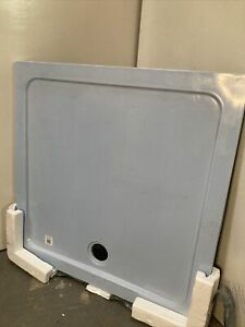 Mira Flight Low Level Shower Tray 1000 x 1000mm 1.1697.040.WH (Surface Marked)
