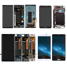 For Samsung Note9 Note8 Note5 Note4 Note3 LCD Display Touch Screen Digitizer New