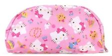 Sanrio Hello Kitty Pencil/Cosmetic Pouch - Pink