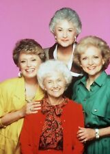 Golden Girls Cast Publicity PHOTO, BETTY WHITE,BEA ARTHUR,ESTELLE GETTY,TV Show