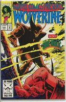 Marvel Comics Presents 1988 series # 123 very fine comic book
