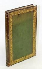 Livres anciens et de collection jaquette en cuir