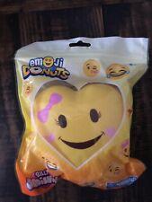 New Genuine Silly Squishies Donut Emoji Happy Girl
