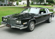 1984 Cadillac Eldorado COUPE ONE OWNER SURVIVOR - 54MI