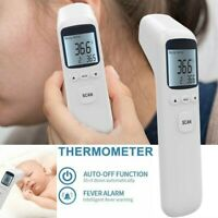Digital LCD Thermometer Infrared Forehead Non-touch Temperature Gun Baby Adult