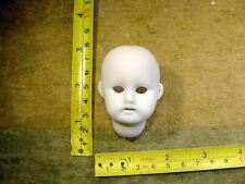excavated vintage bisque swivel doll head Recknagel age 1890 German Art 14565
