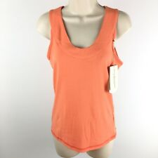 NEW Royal Robbins Women Endeavor Tank Top Nectar Orange UPF 30+ Shirt Size Small
